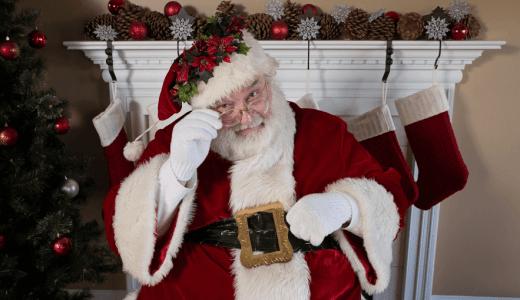 サンタクロースの正体の上手なばらし方を紹介!子供の気づく年齢やみんなのエピソードも併せて!