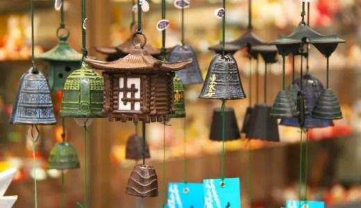 風鈴祭り(関西)5選2019!おすすめやアクセス、混雑状況なども!