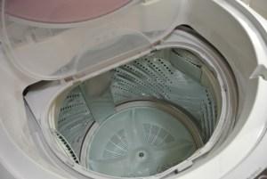 洗濯機,掃除,方法,頻度