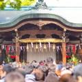 初詣,関西,人気