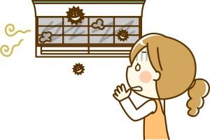 エアコン 設定温度,エアコン 設定温度 高い,エアコン 設定温度 高い 臭い