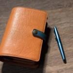 手帳に書く、人生の目標100の書き方について