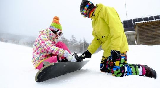 スノーボード 事故 予防