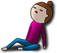 やる気が出ない、だるい、眠い、疲れやすい、何もしたくないのは更年期障害の症状?