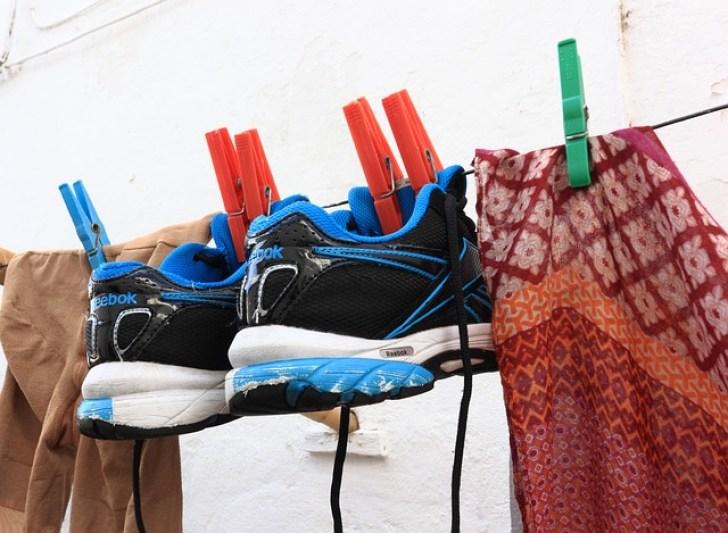 靴 干し方