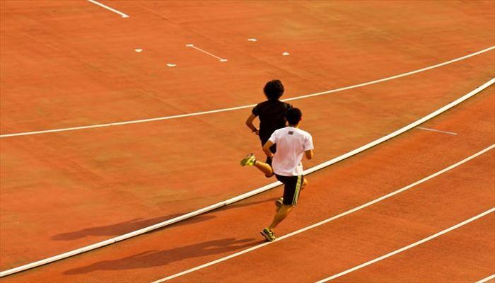 運動会 速く走る
