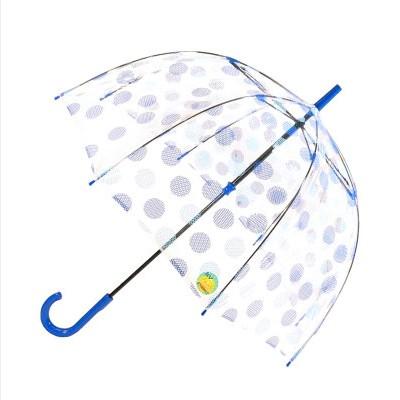 ビニ傘 かわいい ドット