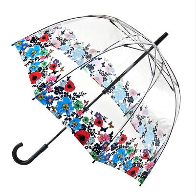 フルトン ビニール傘 花柄