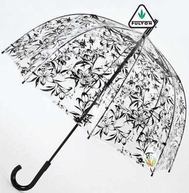 ビニ傘 かわいい 花柄