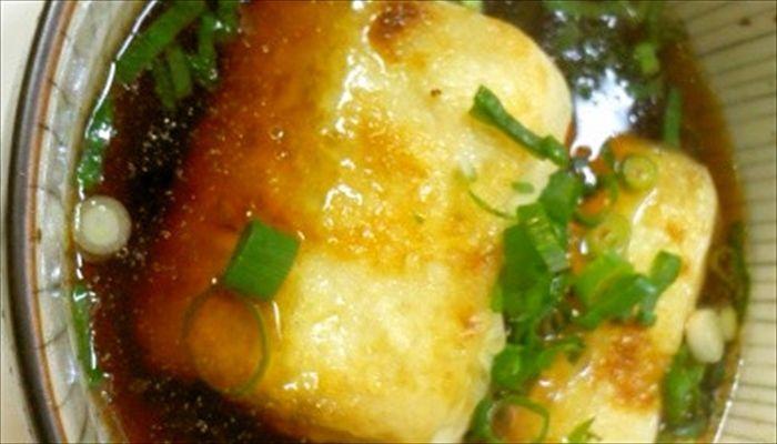 豆腐 賞味期限切れレシピ 揚げ出し豆腐