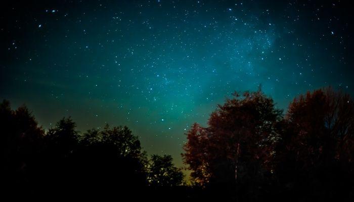 夏にしたいこと 流れ星や夏の星座を見る