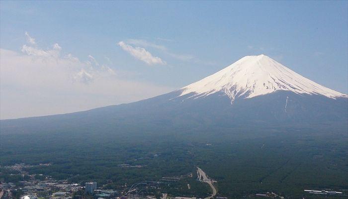 夏にすること 富士山を登る