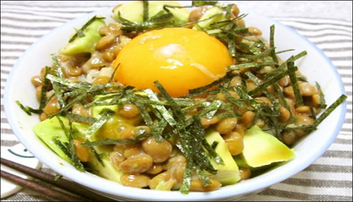 丼もの レシピ 簡単 アボカド納豆丼