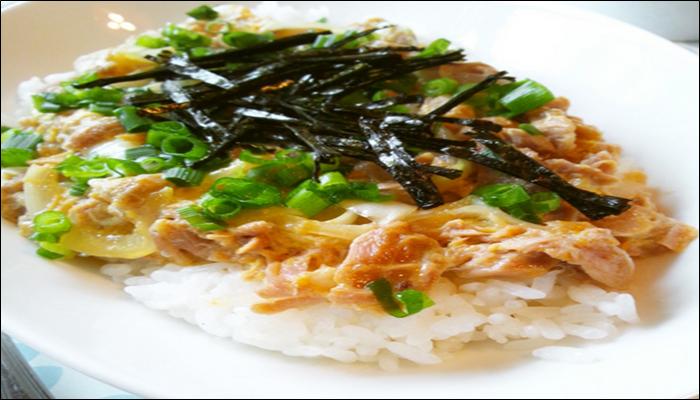 丼もの レシピ 簡単 ツナたま丼