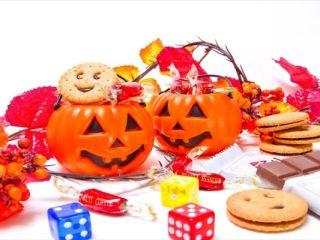 ハロウィン お菓子レシピ