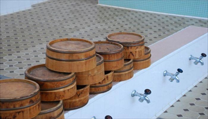 年末年始 予定 過ごし方 銭湯へ行く