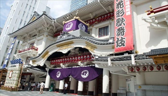 年末年始 予定 過ごし方 歌舞伎を見に行く