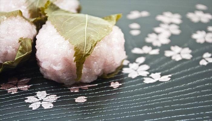 春にすること 春にしたいこと 春の遊び 桜餅を食べる