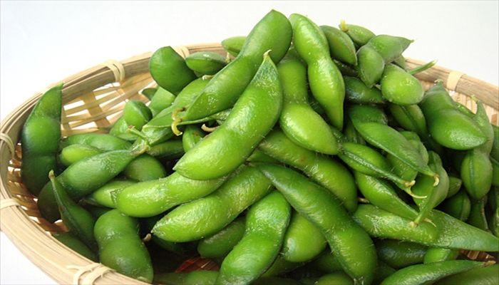 夏といえば 枝豆