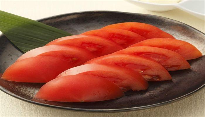 夏といえば 冷やしトマト