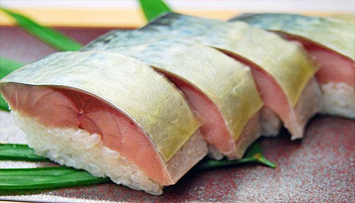 冬といえば 食べたい 料理 鯖ずし