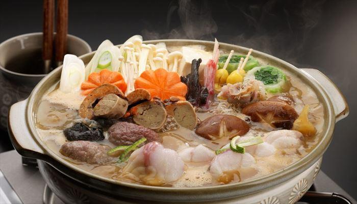 冬といえば 食べたい 料理 あんこう鍋