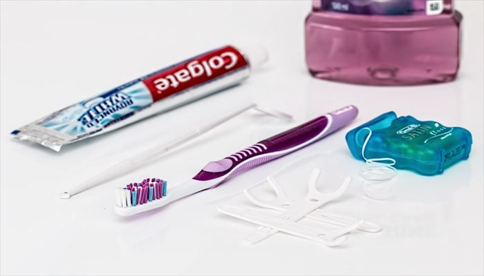 海外出張 持ち物 歯磨き