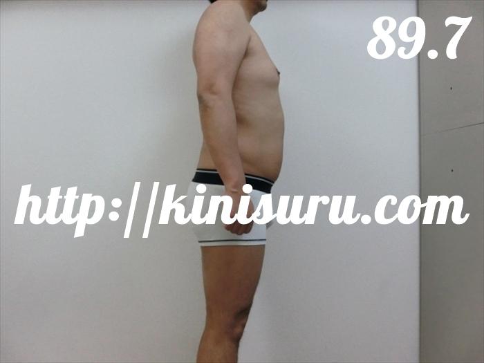 簡単なダイエットで1ヶ月で5キロ痩せて大成功「全身横向き」