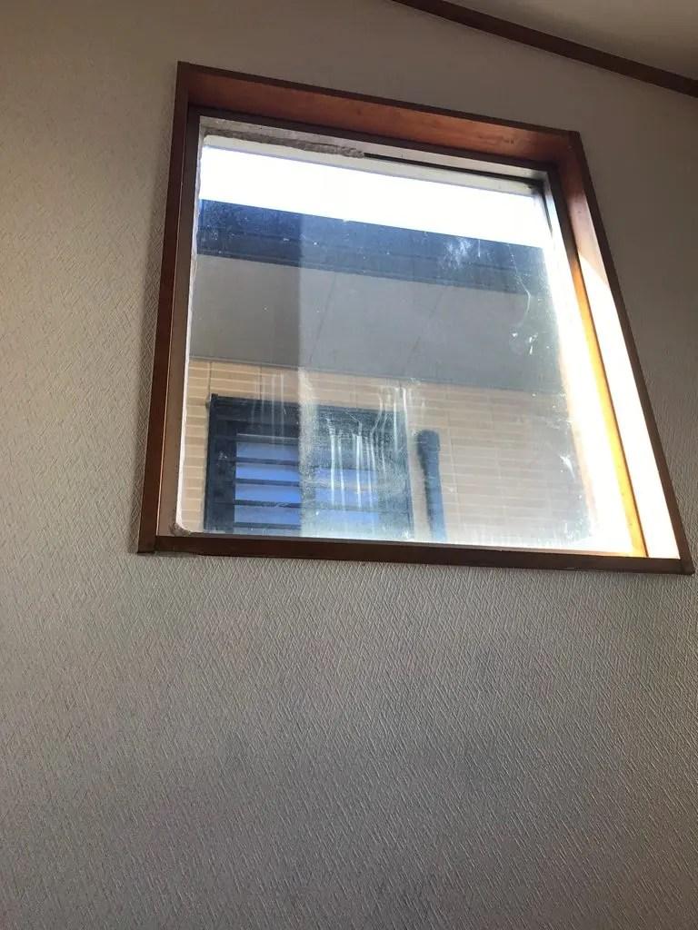 雨漏れの原因の窓