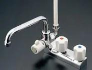 デッキタイプ2ハンドルシャワー水栓