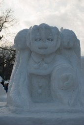 A Snow Miku...I think.