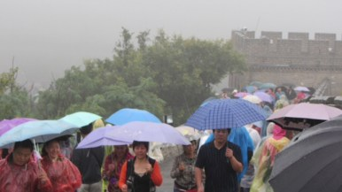 On the Great Wall