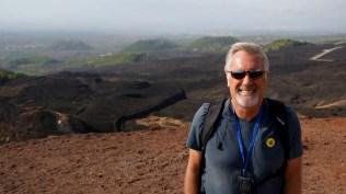 Mt Etna remains