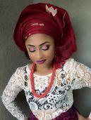 AFRICAN HEADGEAR