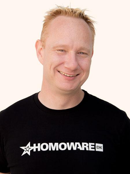 Michael fra Homoware, KBH
