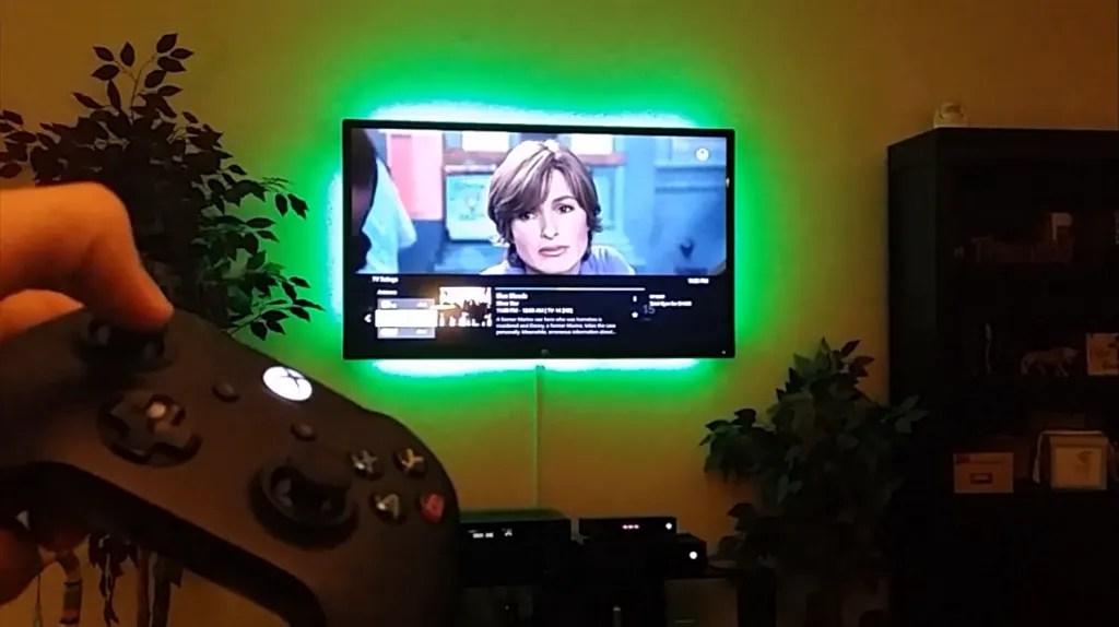 Xbox One XBMC Kodi Live TV OneGuide Integration