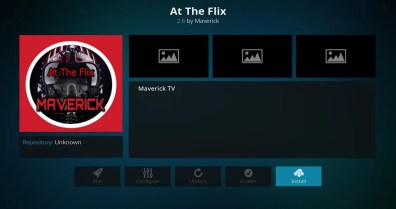 Install At The Flix Add-on
