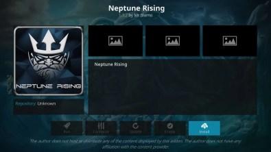 Install Neptune Rising