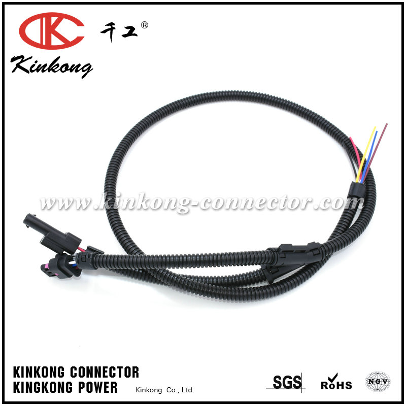 Automotive extend wiring harness /cable assembly
