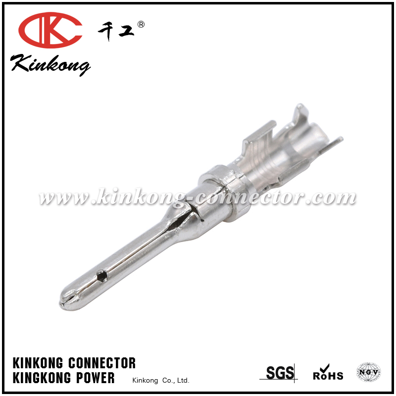 STAMPED AND FORMED CRIMP PIN CONTACT 0.5-1.0mm AT60-16-0622