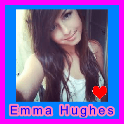 Emma Hughes Special Pink Border 150x150: Senior Admin Team Member Profile Pic