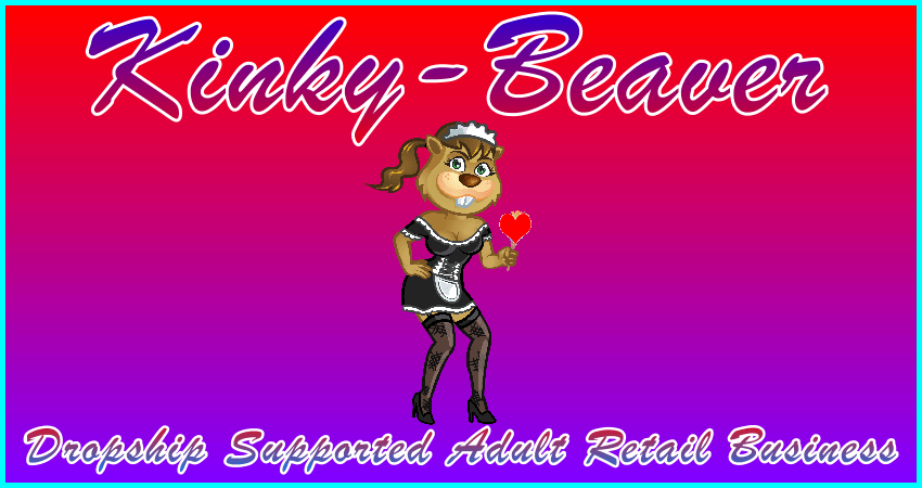 Kinky-Beaver Dropship Supported Retail Business 850 x 450 Link Banner - Visitor Navigation Support
