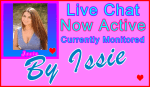Issie Special Live Chat Host