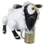 Lady Bah Bah Inflatable Sheep