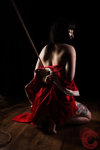 Kinbaku featuring WykD Dave and Clover Brook