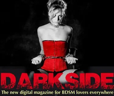 Darkside - digital magazine for BDSM lovers everywhere