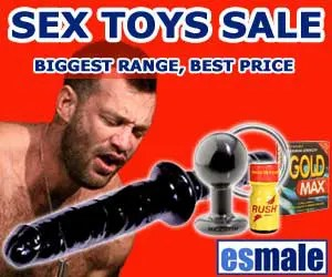 Huge selection of great male sex toys for the best prices, secure shipping and worldwide delivery.