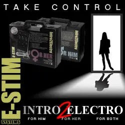 Estim systems for Electro Play and electrosex gear