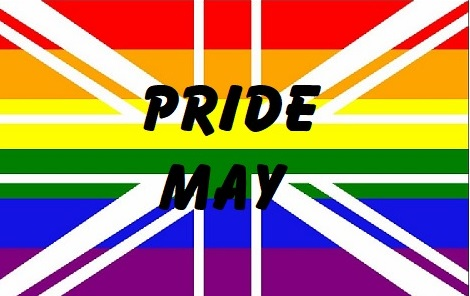 PRIDE MAY FLAG