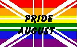 IG PRIDE AUGUST FLAG